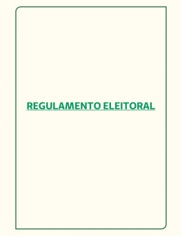 Regulamento Eleitoral